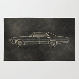 Supernatural: Impala Rug