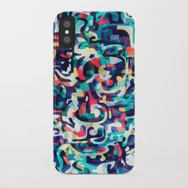 I Love Everything About You iPhone Case