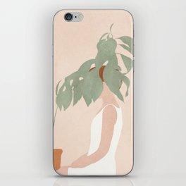 Lost in Leaves iPhone Skin