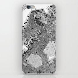 Central Brooklyn 2 iPhone Skin
