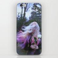 skyfall iPhone & iPod Skins featuring Skyfall by Maja Topcagic