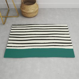 Jungle x Stripes Rug