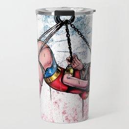 Bondage Wonderowman Travel Mug