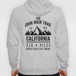 The John Muir Trail JMT Hoody