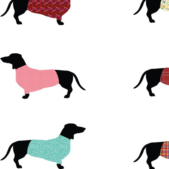 Dachshund - Sweaters #502 Leggings
