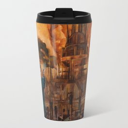 Saviour of Gallifrey Travel Mug