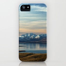 Lake Tekapo, New Zealand iPhone Case
