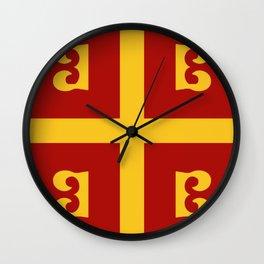 Byzantium Wall Clock