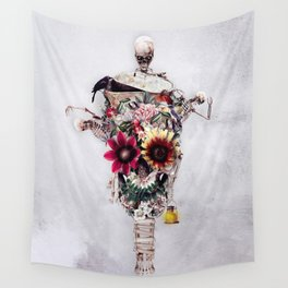 Scarecrow Wall Tapestry