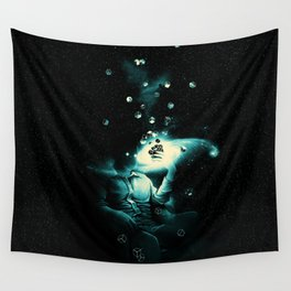 The Solution Wall Tapestry