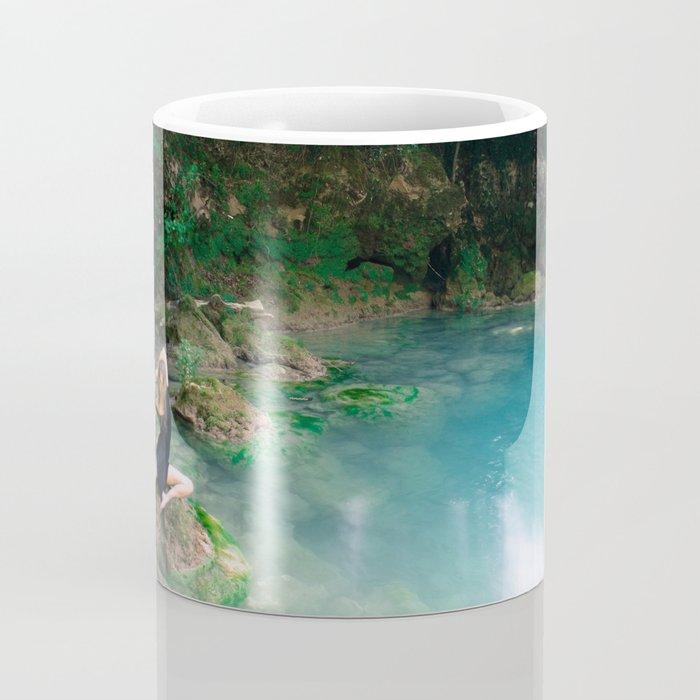 In Basque waters Coffee Mug