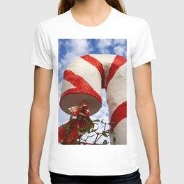 Underneath the Mistletoe T-shirt