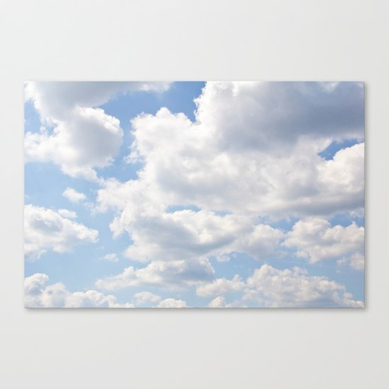 The Simpsons Canvas Print