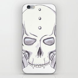 Dethmask iPhone Skin