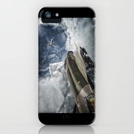 Phantom vs Mig 17 iPhone Case