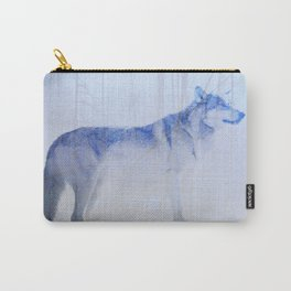 Exposed Wolf Carry-All Pouch