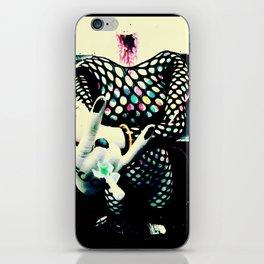 fuck! iPhone Skin