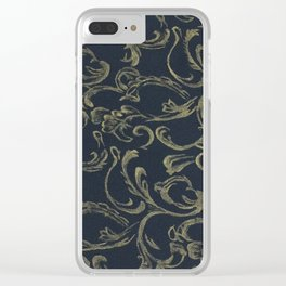Hand Painted Clear iPhone Case