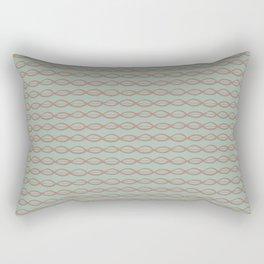 En-Chain Rectangular Pillow