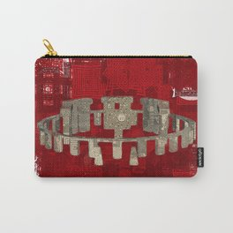 The Mystery of Stonehenge Carry-All Pouch