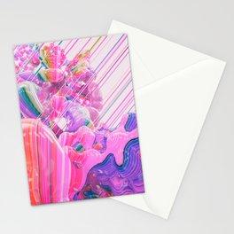 STRIPEHYPE.9000 Stationery Cards