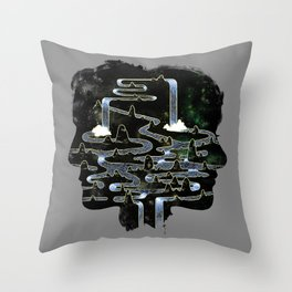 Mine is Yours Throw Pillow