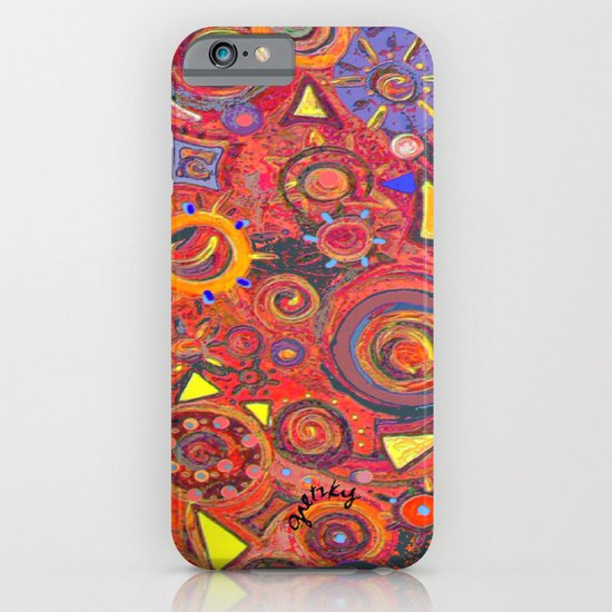 Magic Carpet iPhone & iPod Case
