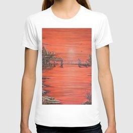 Crimson City T-shirt