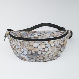 Beach Pebbles Fanny Pack