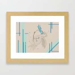 Bird 200 Framed Art Print