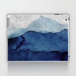 Water color landscape  Laptop & iPad Skin