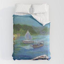 Portofino, Italy Comforters