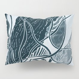 Subtle Seas Pillow Sham