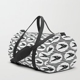 ANKARA SWALLOW Duffle Bag
