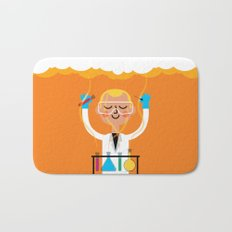 Science is Fun Bath Mat