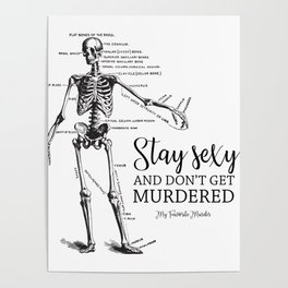 Stay Sexy - MFM Poster