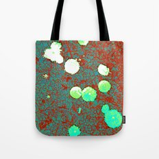 Enchanted Flowers Tote Bag