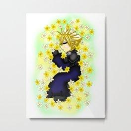 Lil Cloud (Advent Children) Metal Print