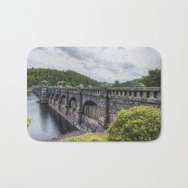 Lake Vyrnwy Dam Bath Mat