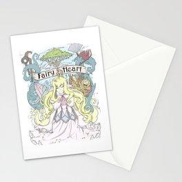 Mavis - The Fairy Heart Stationery Cards