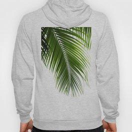 Palm Leaves Green Vibes #10 #tropical #decor #art #society6 Hoody