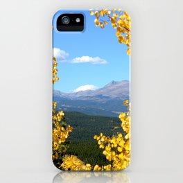 Colorado Wilderness  iPhone Case
