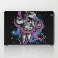 anxiety iPad Cases featuring Anxiety by JCMaziu