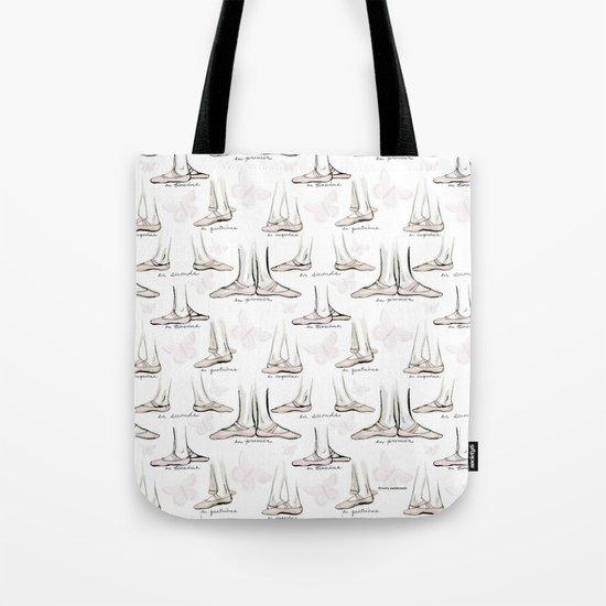 Ballet Tote Bag