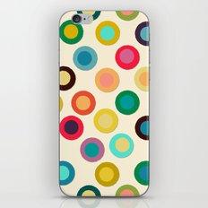 ivory pop spot iPhone & iPod Skin