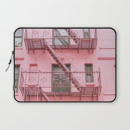 Pink Soho NYC Laptop Sleeve