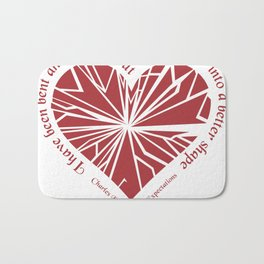 Charles Dickens - Great Expectations Bath Mat