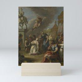Sebastiano Ricci - The Sacrifice of Polyxena Mini Art Print