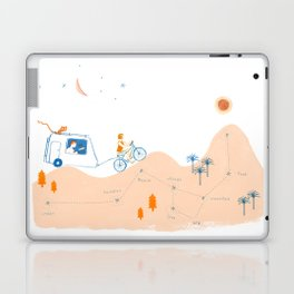 from Paloma to Damian Laptop & iPad Skin