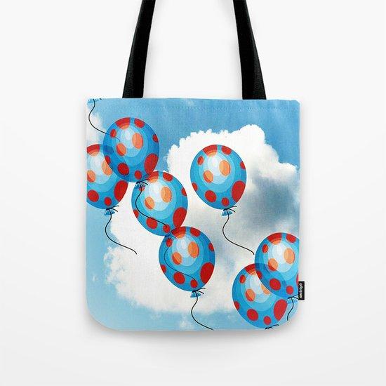Wolkenstuermer Tote Bag